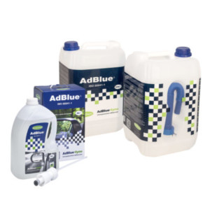 AdBlue canisters