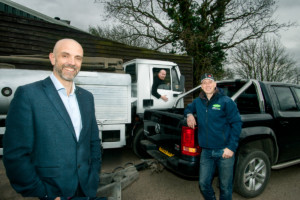 AdBlue diesel additives supplied to hauliers and commercial fleets in Essex and UK
